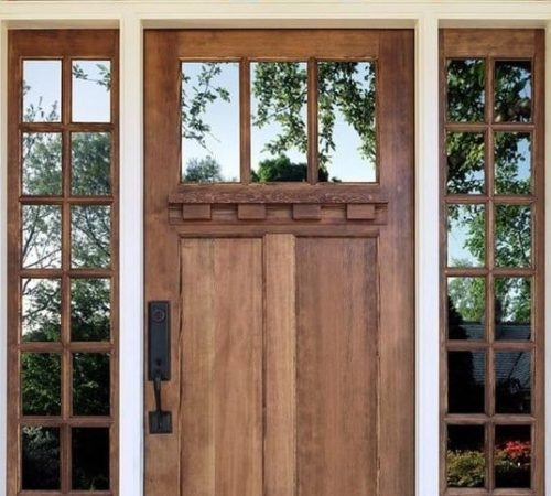 With an unparalleled selection of doors, we are the go-to door specialists. The main criteria to consider when choosing your new door are its durability, security and functionality.