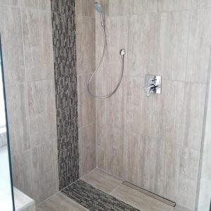bathroom shower built by coughlin