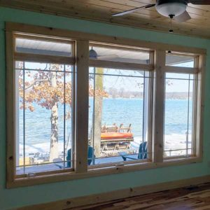 Coughlin Home Improvement Picture Windows